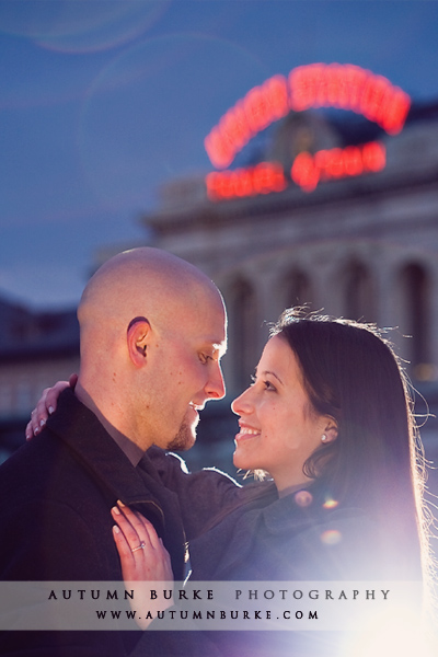 denver union station engagement