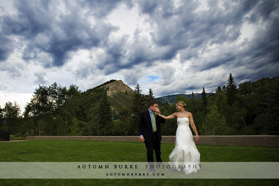 westin riverfront beaver creek wedding