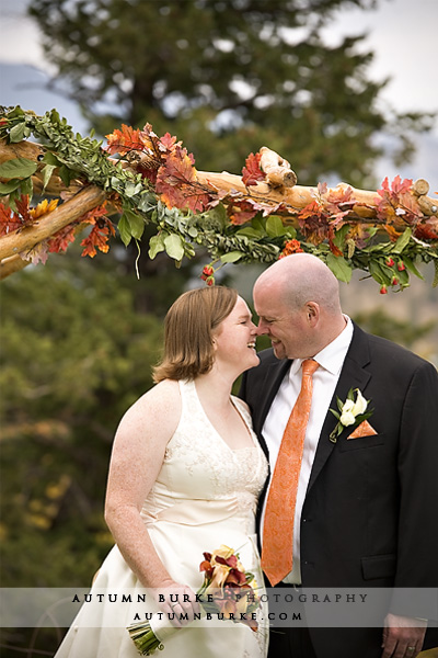 mary's lake lodge estes park wedding