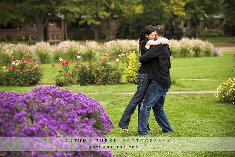 colorado engagement portrait session