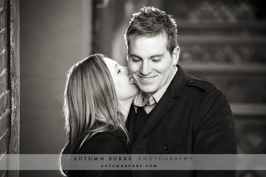 denver colorado engagement portrait session