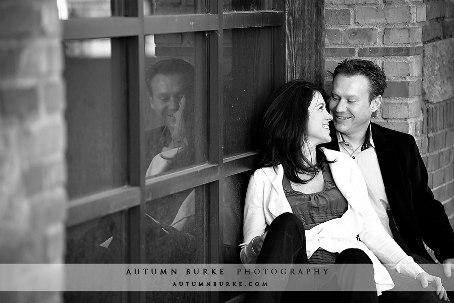 downtown denver colorado urban engagement session