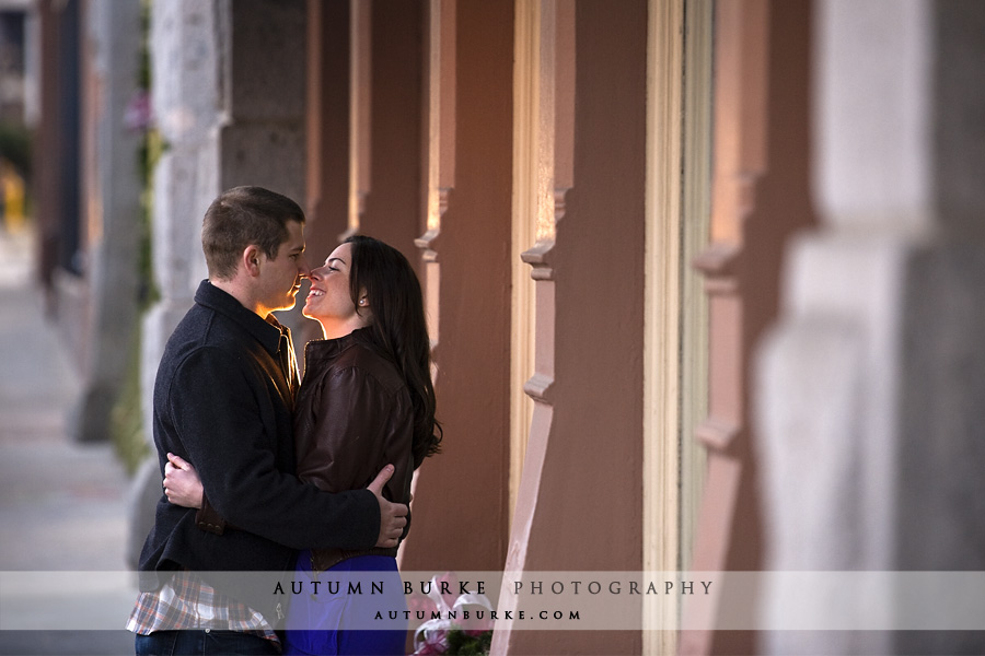 denver colorado engagement session