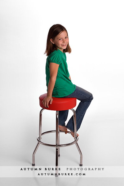 denver colorado children's portrait studio