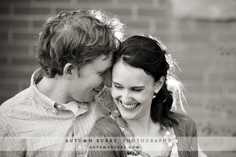 city park denver colorado engagement portrait session