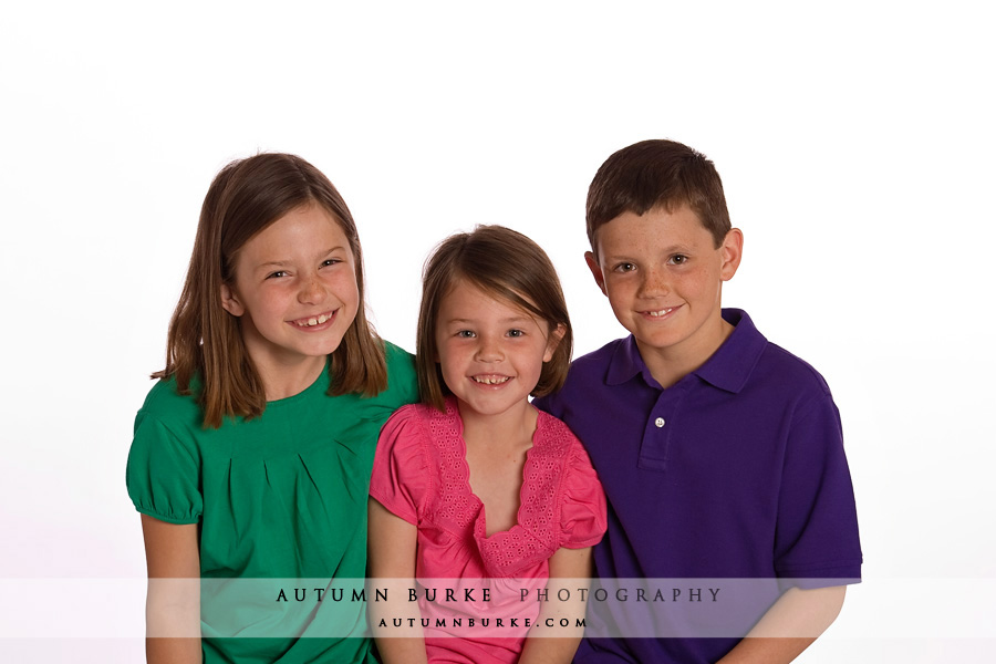 denver colorado portrait studio kids family