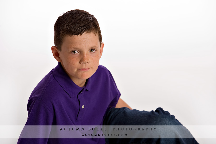 headshot denver colorado kid portrait photography
