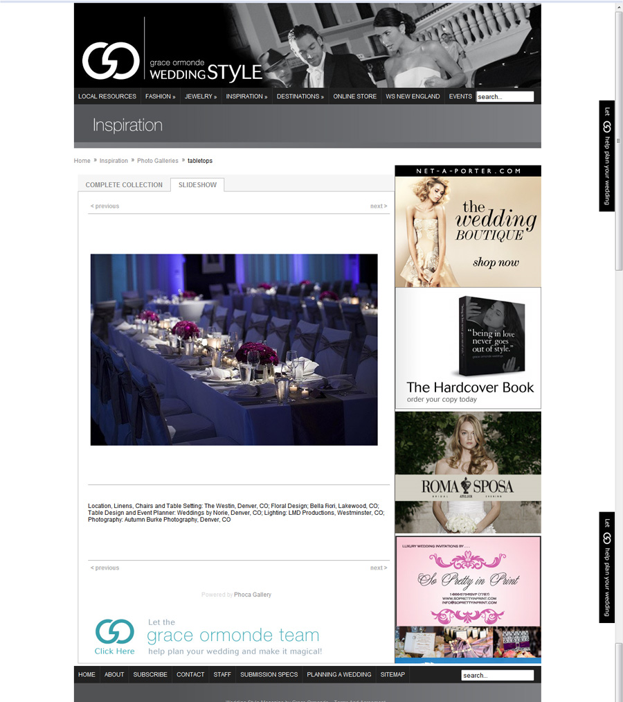 colorado wedding photographer featured grace ormonde wedding style inspiration tabletop