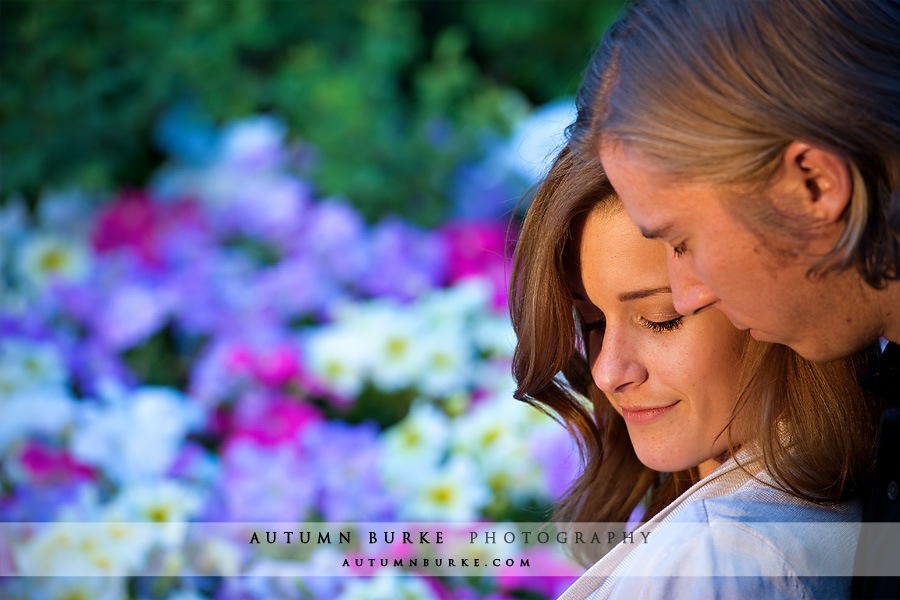 colorado wedding engagement portrait session