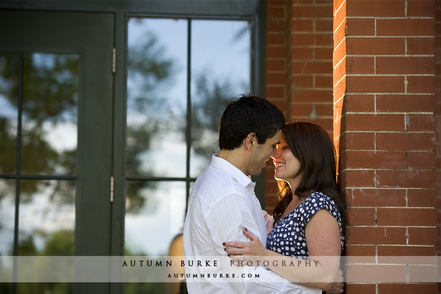 city park denver colorado engagement session