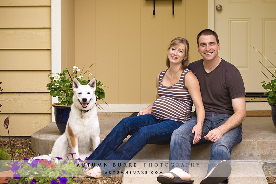 family portrait maternity denver colorado