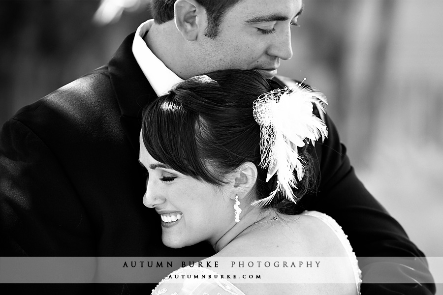 denver colorado mile high station wedding bride groom first look tender sweet moment