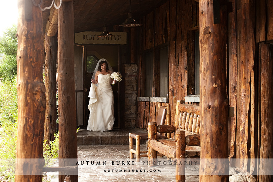 spruce mountain wedding larkspur colorado rubys cottage bride first look