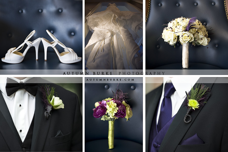 denver colorado wedding details dress shoes bouquet boutiniere flowers