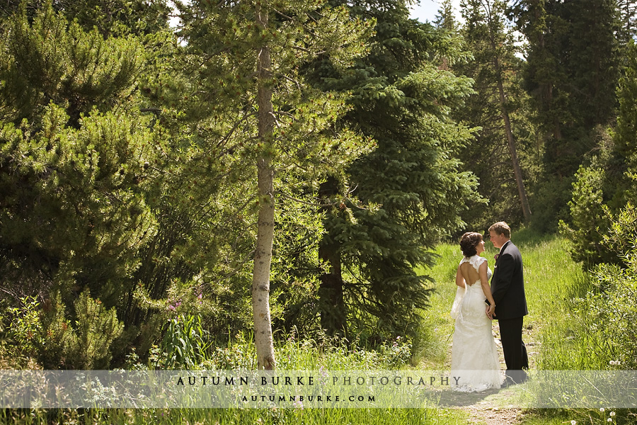 breckenridge colorado thunder mountain lodge wedding