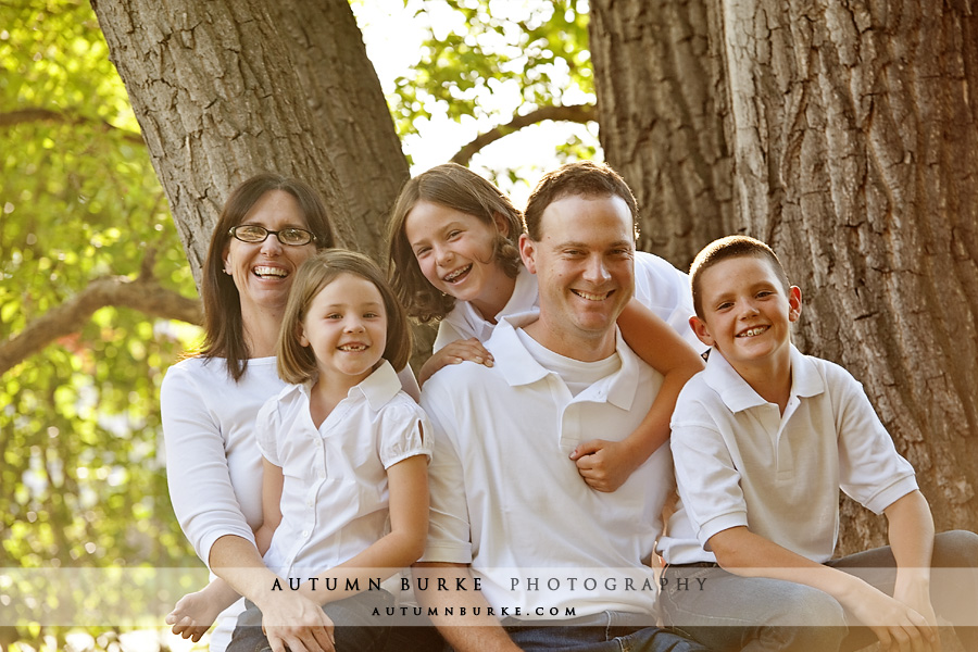 littleton colorado children family portrait session