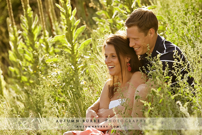 denver colorado engagement session rustic outdoorsy