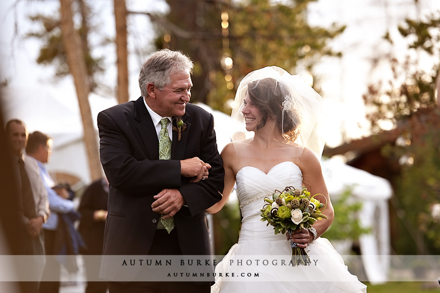 wild horse inn fraser colorado tabernash winter park wedding ceremony