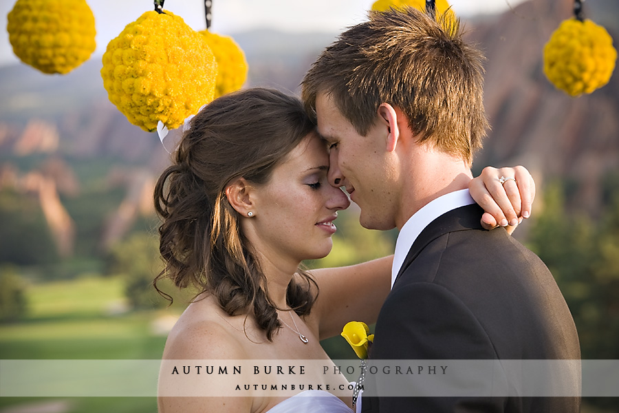 arrowhead littleton colorado wedding ceremony