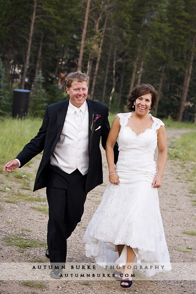 breckenridge colorado mountain wedding