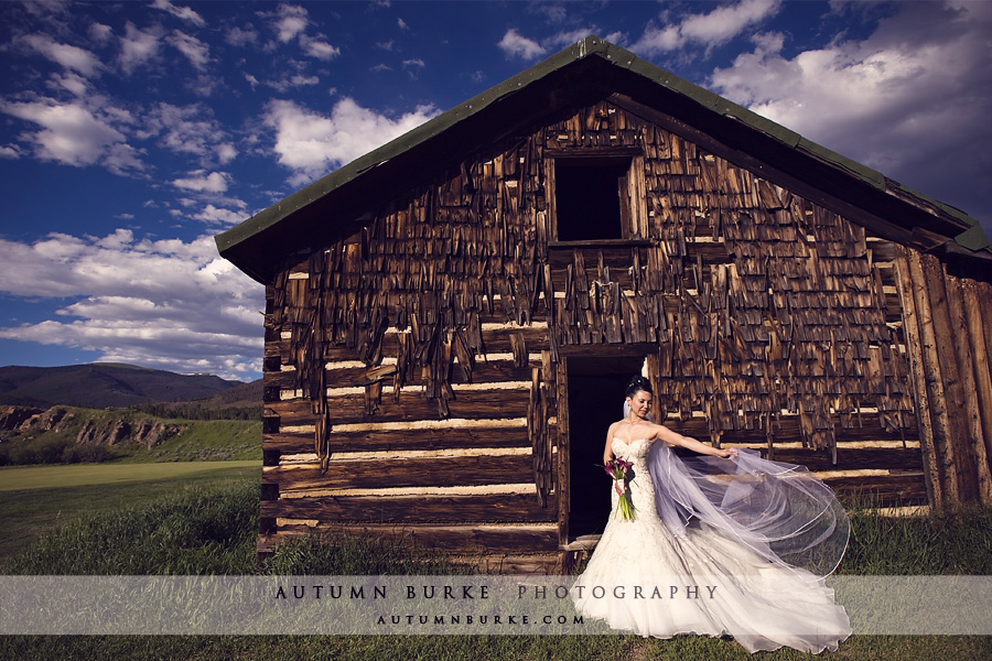 keystone resort couture colorado bridal portriat bride lazaro