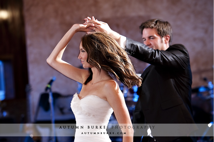 crooked willow farms wedding first dance