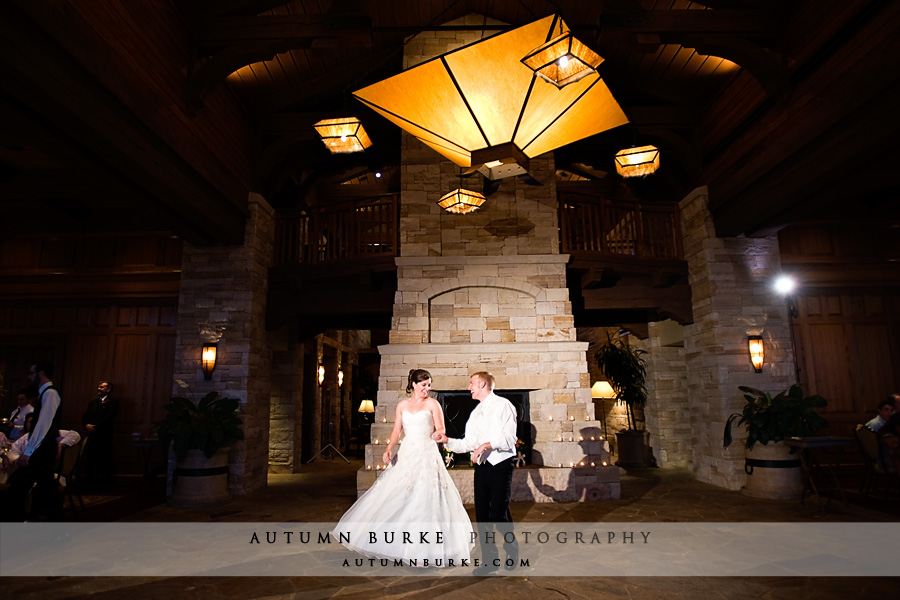 the sanctuary golf club sedalia colorado wedding first dance