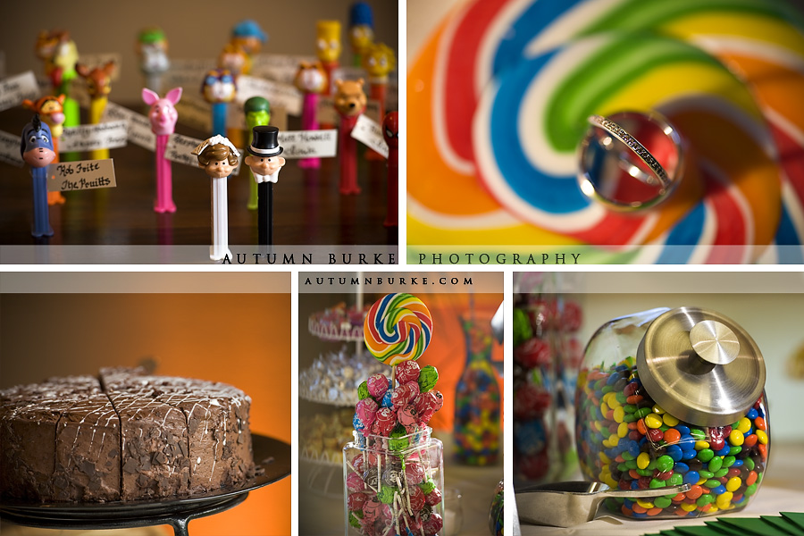 candy bar breckenridge dessert bar wedding