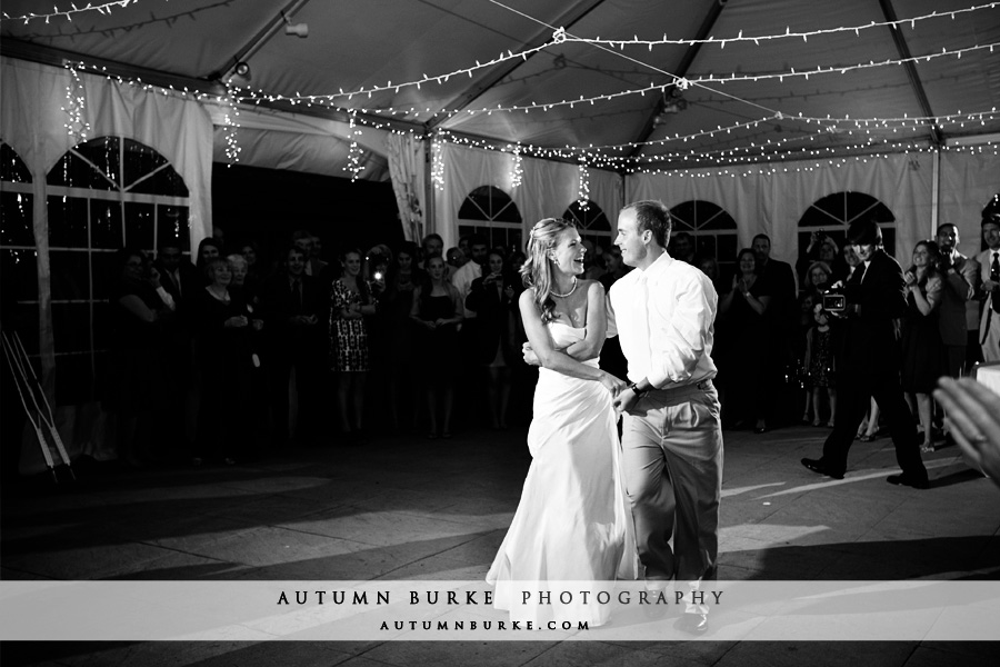 keystone ranch colorado wedding first dance