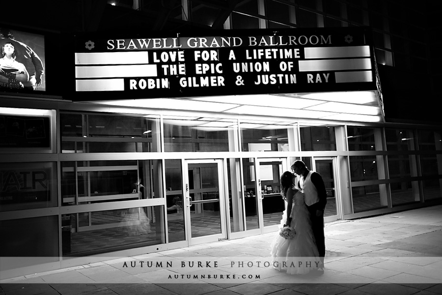 seawell grand ballroom wedding marquee denver DCPA