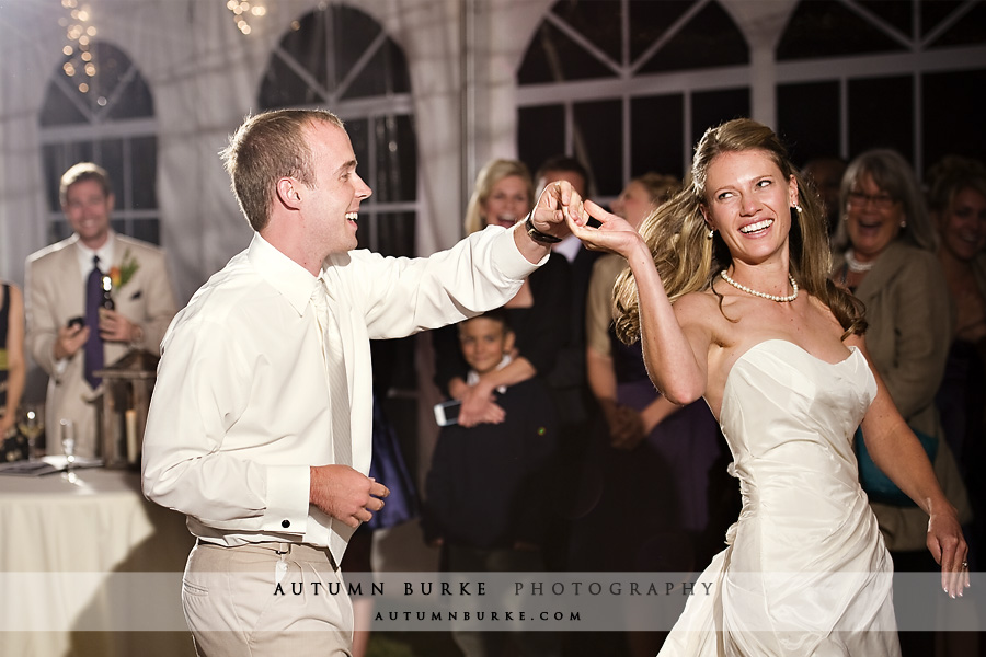 keystone ranch colorado mountains wedding first dance