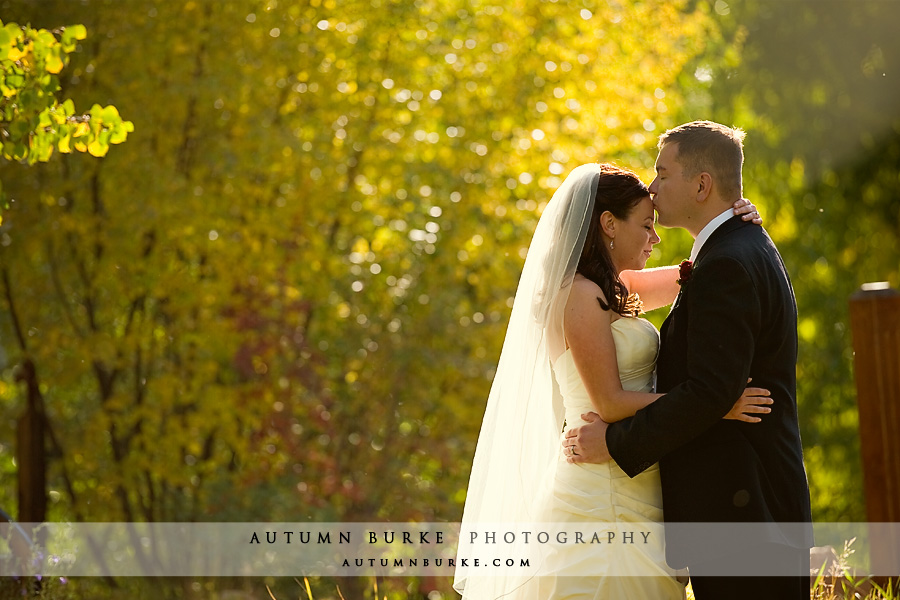 betty ford alpine gardens vail colorado mountain wedding
