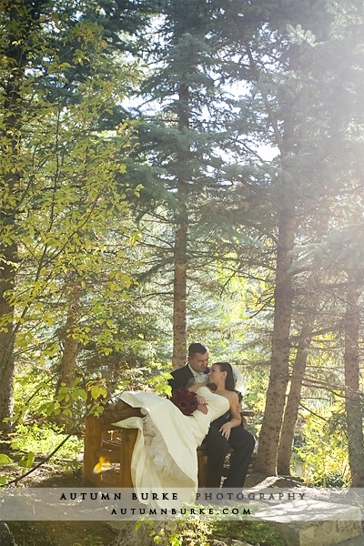 autumn colorado wedding vail mountains aspen september bride groom