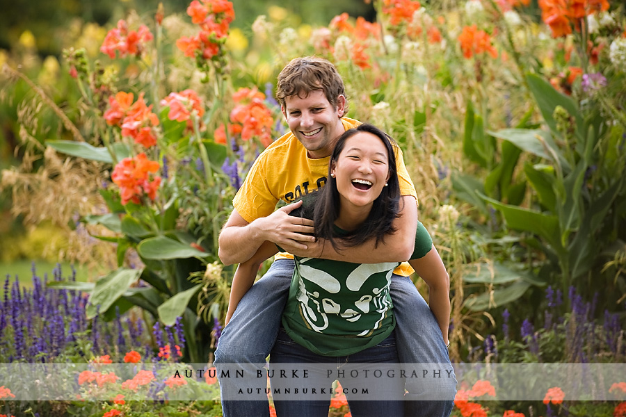 denver wedding engagement session CU CSU rivalry