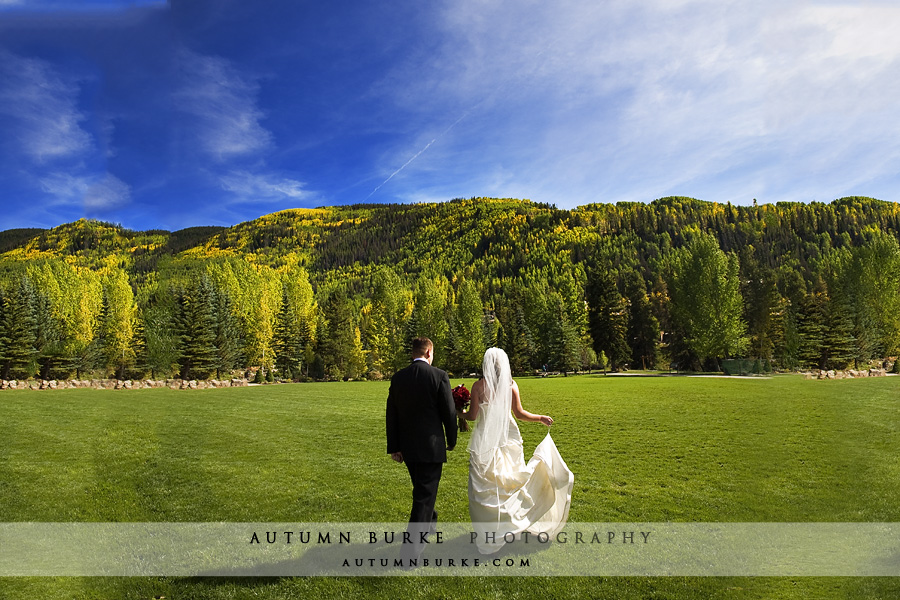 vail betty ford alpine garden wedding colorado mountains