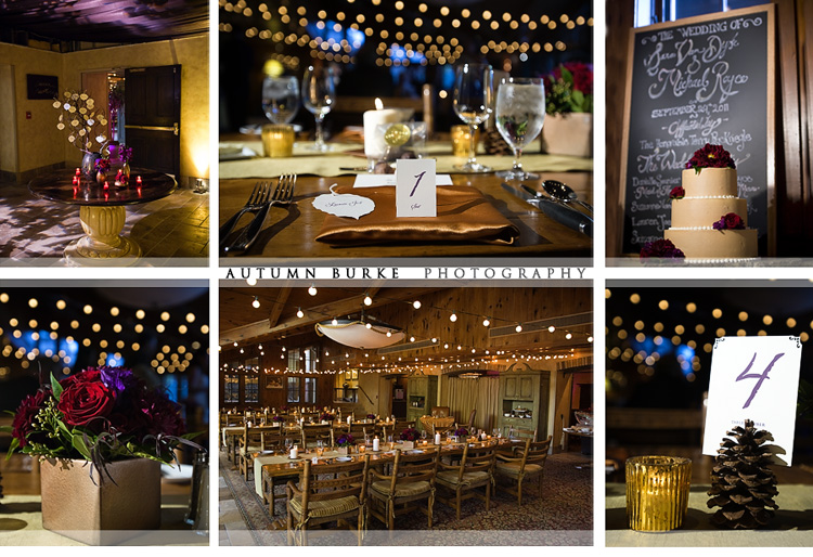 the lodge at vail colorado fall mountain wedding details cucina rustica