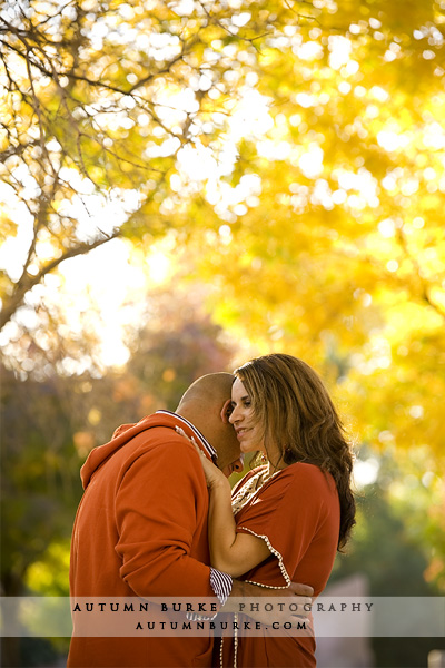 denver colorado cherry creek engagement session