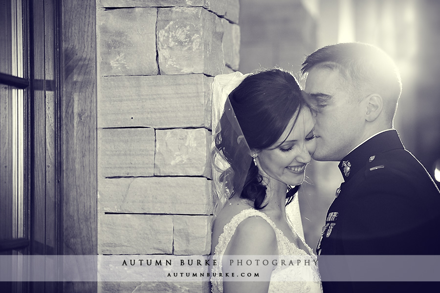 colorado wedding bride groom sanctuary golf club sedalia