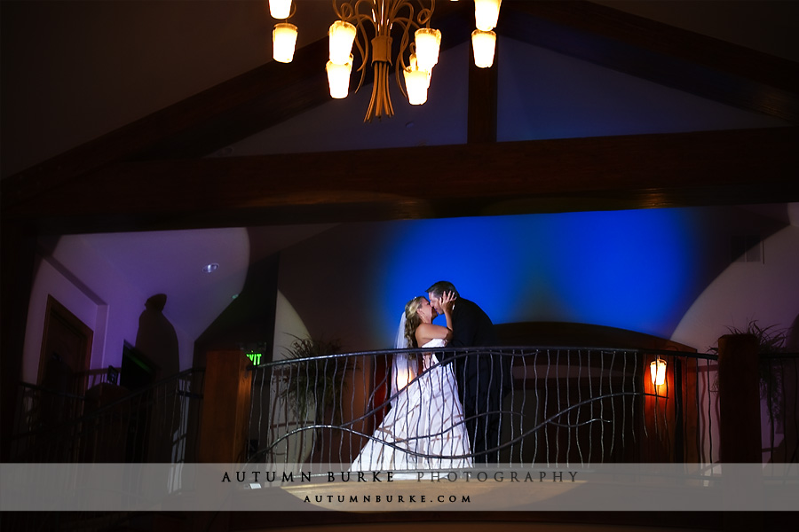 cielo castle pines wedding grand entrance bride groom