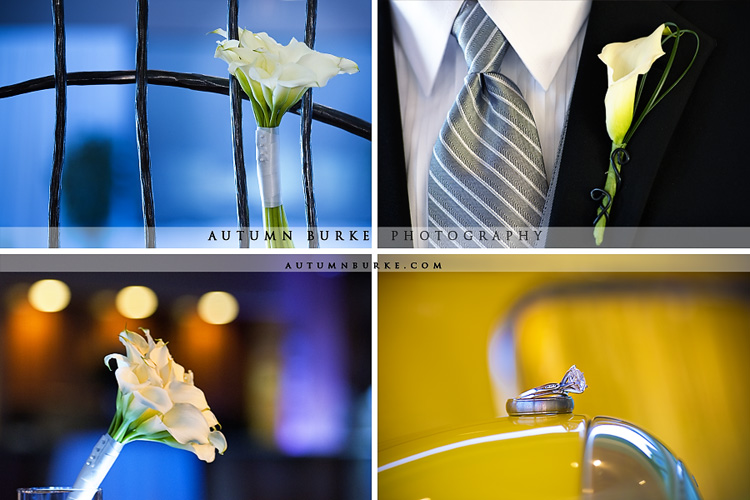 cielo wedding colorado details flowers rings