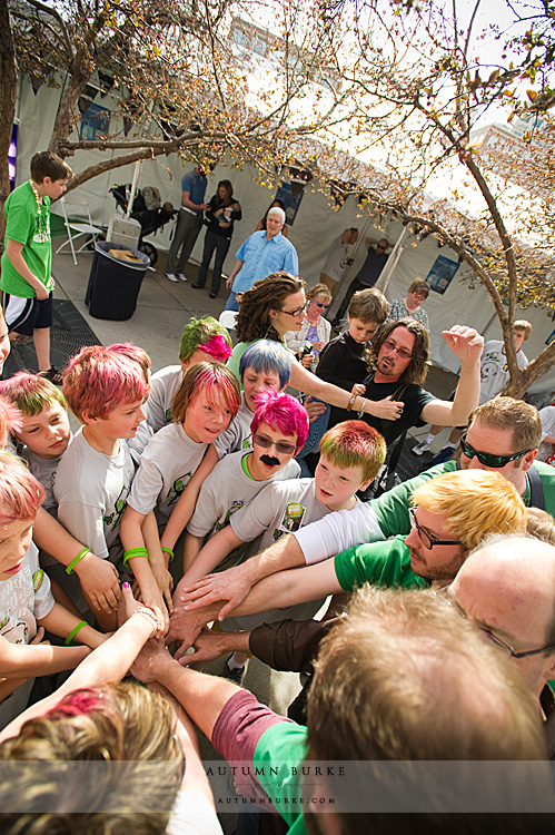 colorado st baldricks fundraiser