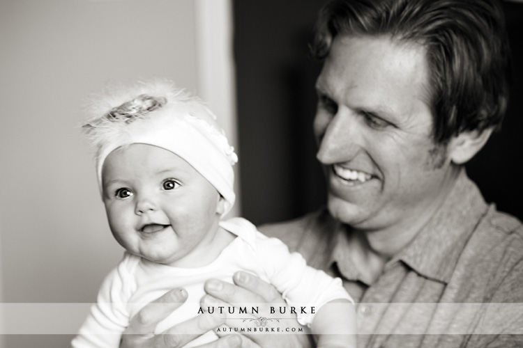 denver colorado family father daughter lifestyle portrait session