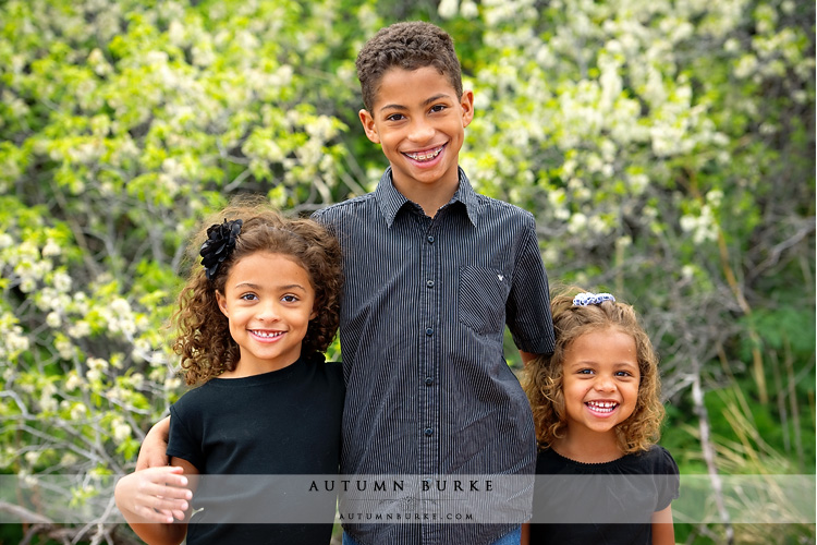 denver colorado childrens portrait brother sister family