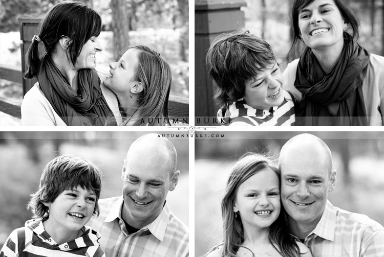 denver colorado natural family portrait parents kids mother son father daughter