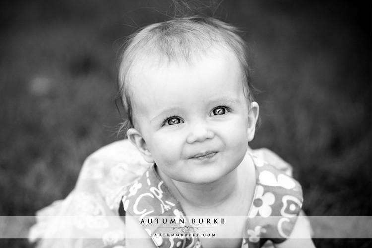 sweet baby denver colorado portrait