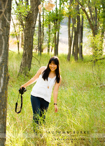 colorado high school senior rustic field camera