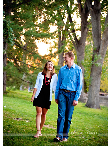 colorado engagement session wash park denver