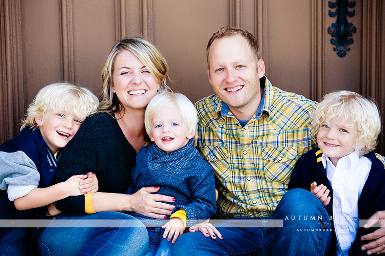 kids family portrait photography session denver colorado highlands ranch mansion