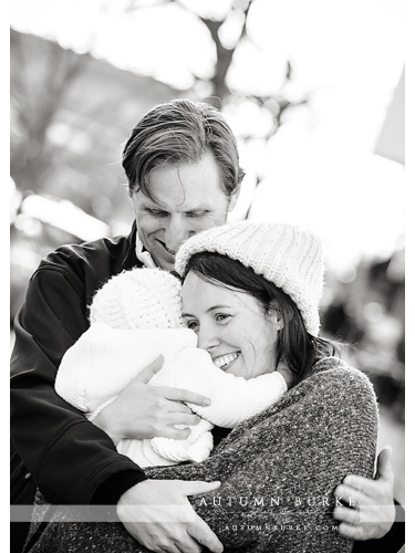 denver colorado lifestyle baby first year family portrait