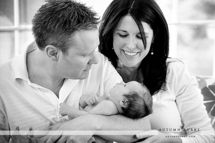 denver colorado newborn baby family photography